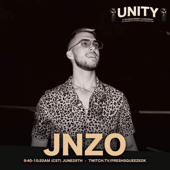 Unity stream starts tomorrow ✊🏼🔥Catch me Monday morning to start your day off with those techy house vibes 😎Fresh Squeez...