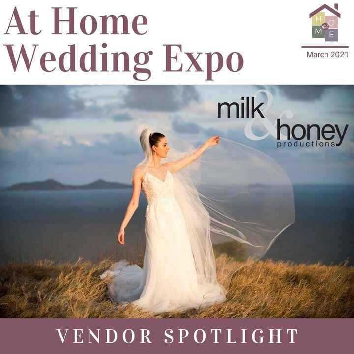 Don't miss the @athomeevent #WeddingExpo this Thursday at 6pm! #LinkInBio