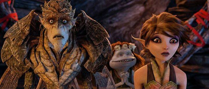 Strange Magic has finally been announced, and we couldn't be more excited!  It has been a joy working with such wonderfu...