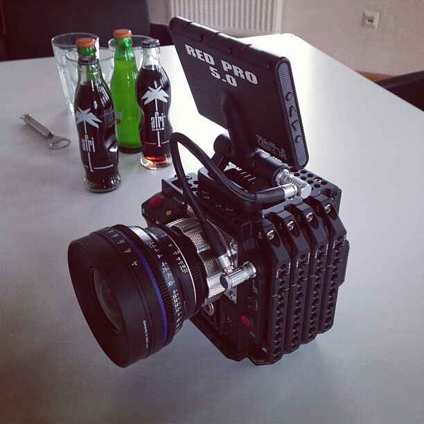 Red Epic project!