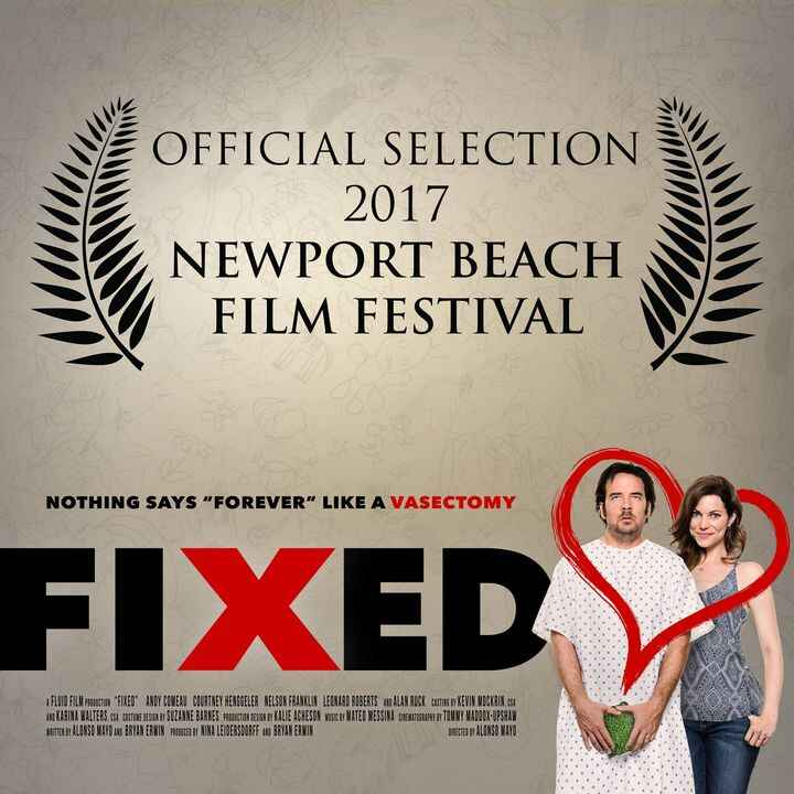 The final film FIXED that was shot at the Herald Examiner will be screening at the Newport Beach Film Festival in late A...