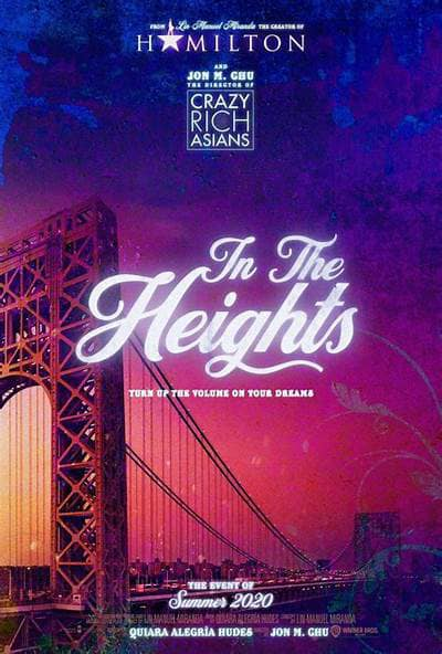 In the Heights movie at MJR Troy Grand Digital Cinema 16 with Troy Dance Studio Fitness, LLC