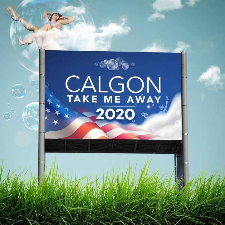 """We heard you! """"Calgon Take Me Away 2020"""" yard signs are now available for purchase online at The Print Shop Williamstown..."""
