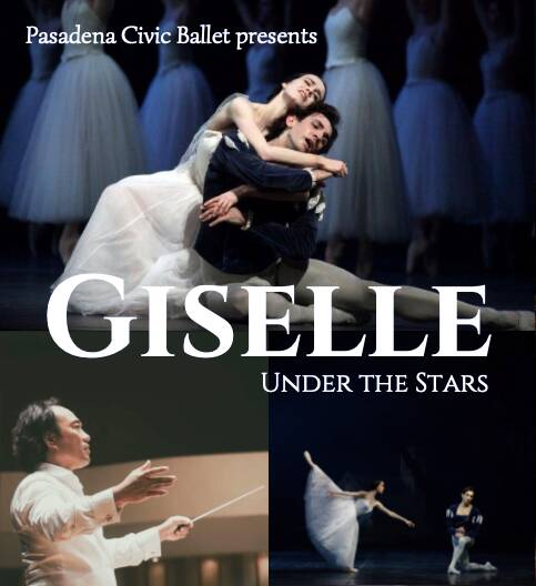 We are excited to announce our first performance of the 2021! We are joined by Pasadena Civic Ballet Company and princip...