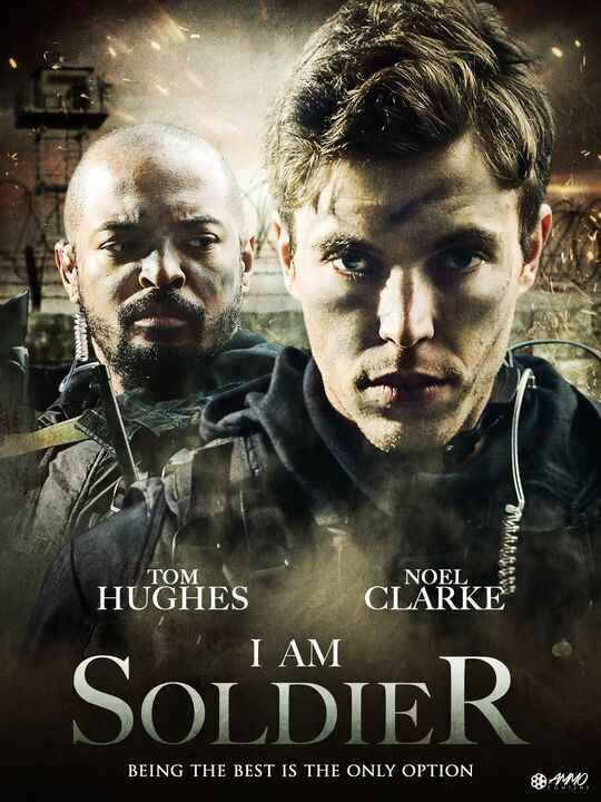 I AM SOLDIERThe S.A.S. is the United Kingdom's most renowned special forces regiment, tasked with life threatening missi...
