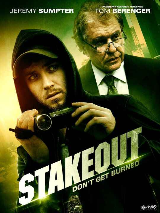 STAKEOUTA young private investigator in LA toes the line between danger and heartbreak as he tries to help a woman to co...