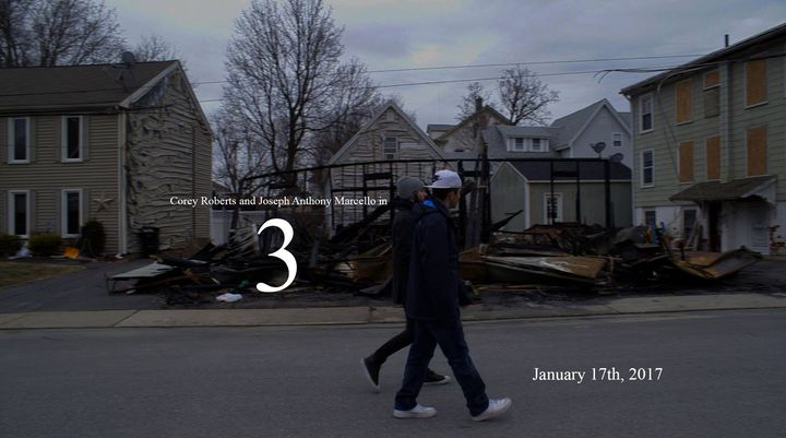 """""""3"""" was released over a year ago. This short crosses themes of love and lost, frustration and forgiveness. """"3"""" received ..."""