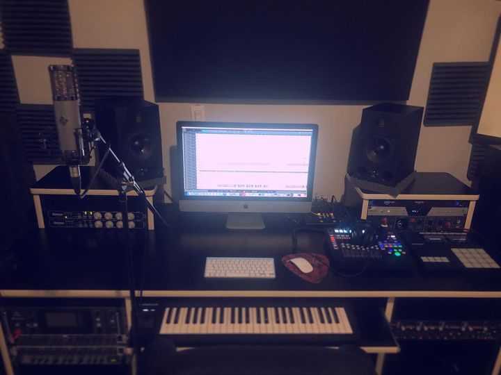 The newly updated Get Technical Productions ⚡️..DM us to book your next recording session as well as mixing and masterin...