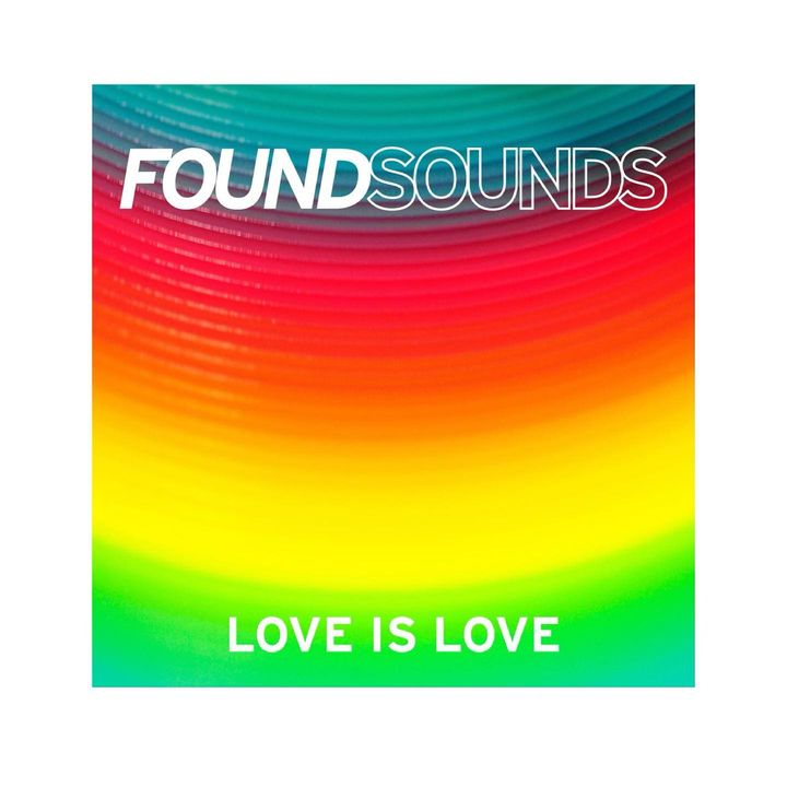 CHECK OUT FO'S PRIDE PLAYLIST •To close out PRIDE MONTH our𝘍𝘰𝘶𝘯𝘥Sounds playlist features our favorite LGBTQIA+ artist...