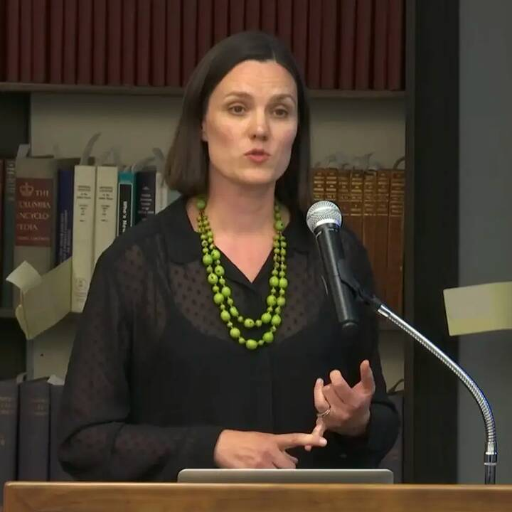 It's Preservation Week! Conservation Librarian & Interim Director of Preservation Laura McCann talks about conserving a ...