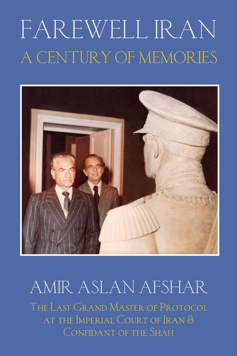 The English language edition of the Memoirs of Amir Aslan Afshar is scheduled to be available at the end of the summer.F...