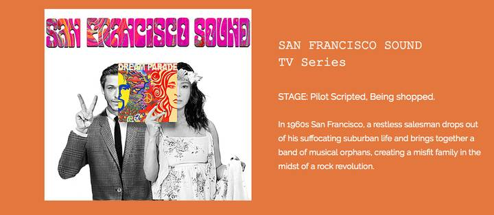 What are we working on lately? Deep into the sounds of the late 60's, it's San Francisco Sound.