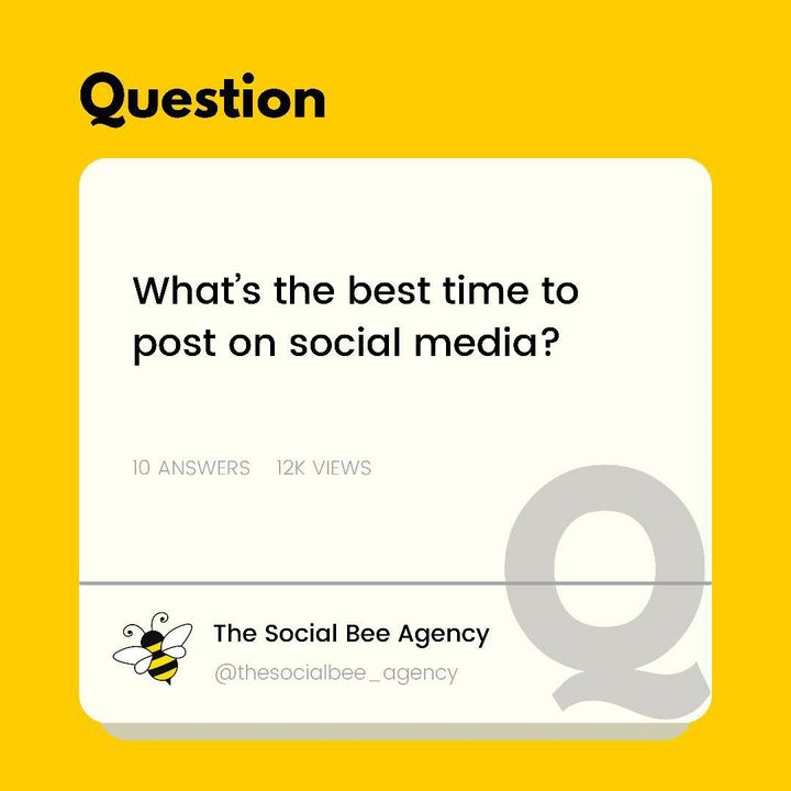 If you're starting fresh on social media and don't have a lot of past posting data or audience insights to work with, he...