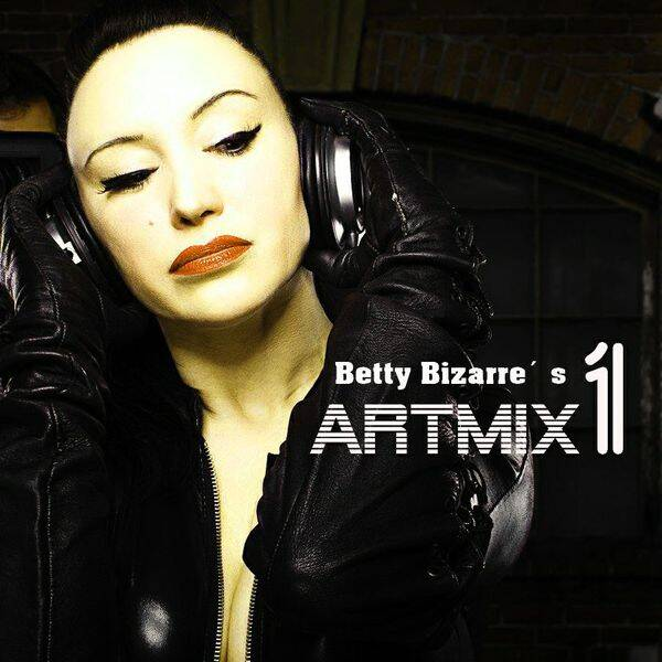 """New mix from Global Vortex Radio's Own DJette Betty Bizarre  """"Betty Bizarre´s ARTMIX1""""  Make sure to add her by clicking..."""