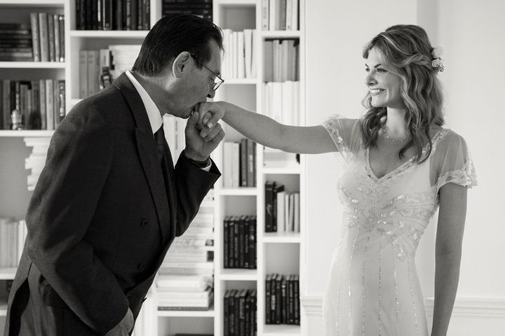 """""""10 Times A FATHER-Of-The-BRIDE Photo Made Us Feel Something""""To read today's Father's Day related piece, go to:www.sophi..."""