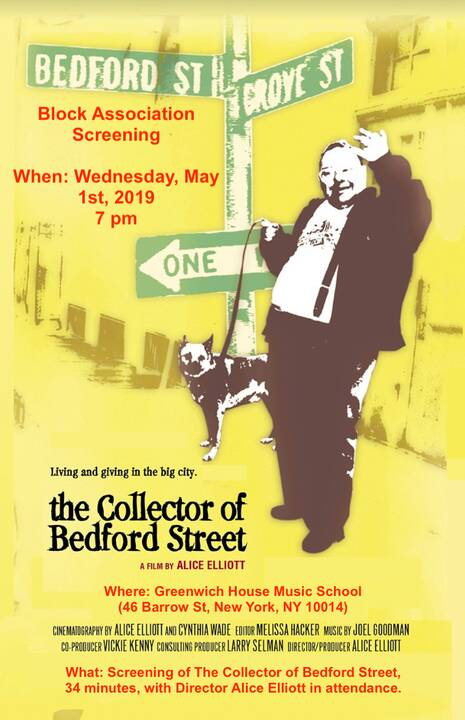 Join us for a free screening on May 1st!
