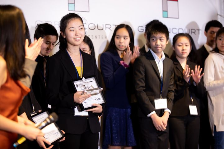 This contest aims to explore and foster innovative entrepreneurial talents of young Asian Americans. This photo albums c...