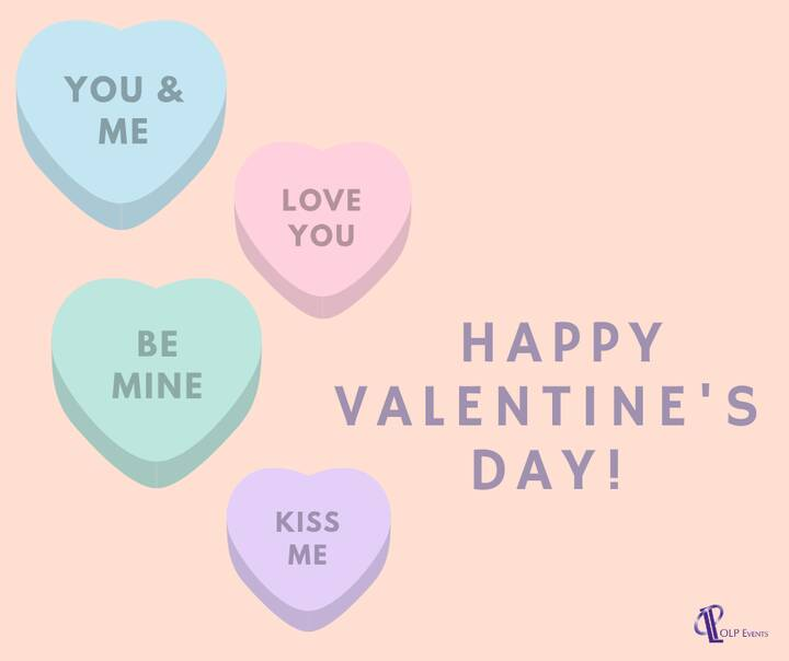 Happy Valentine's Day from OLP 💜