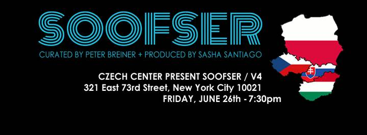 Check out the June 26th Line/Up : www.Soofser.com