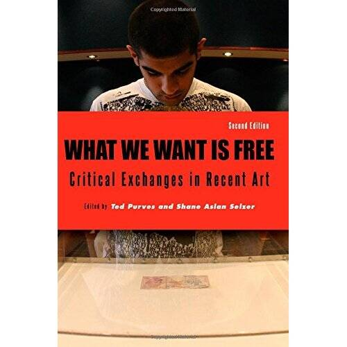 Just released: the second edition of What We Want Is Free, edited by Ted Purves and Shane Aslan Selzer. Thrilled to have...