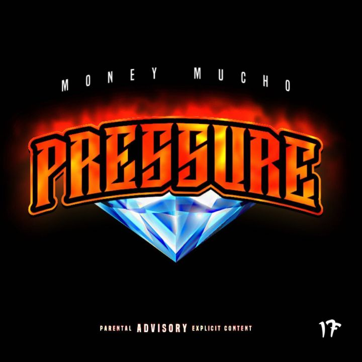 """""""Pressure"""" by MoneyMucho is OUT NOW! Recorded, mixed & mastered by me. Available on all platforms"""