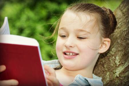How old were you when you started reading for pleasure independently?
