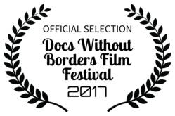 One Less Fight is an official selection in the 2017 Docs Without Borders film festival