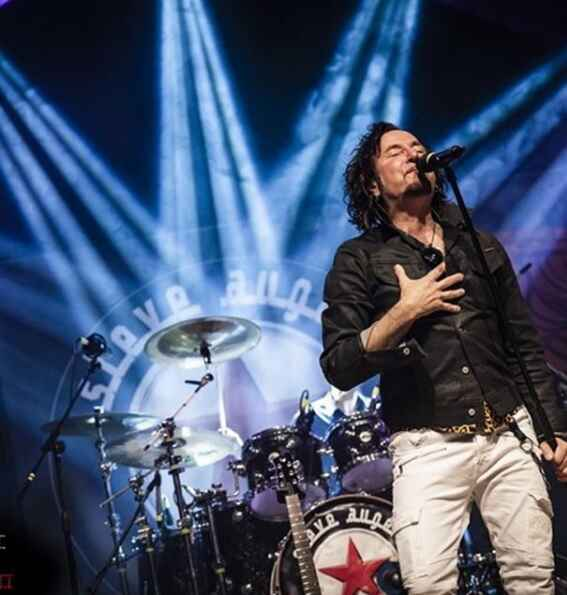Celebrity Direct provided Steve Augeri former lead vocalist of JOURNEY for a corporate event in Traverse City Michigan~D...
