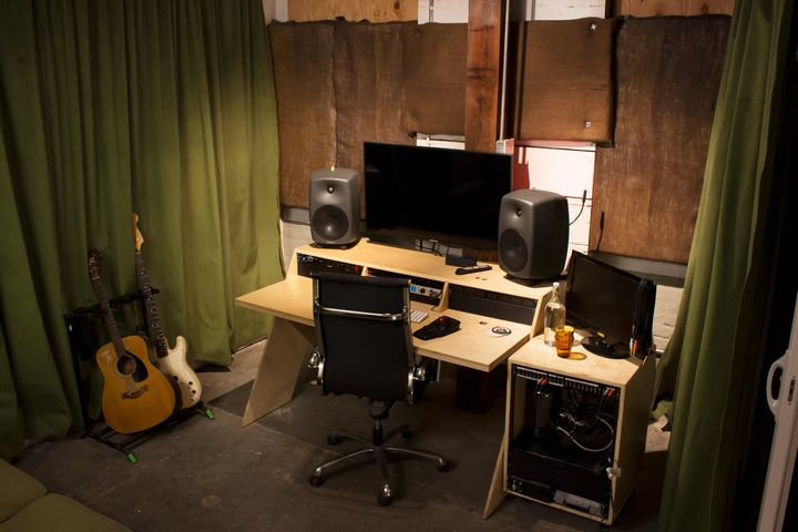 Our Studio B is NOW available for long-term rental/lockout. If you're a Producer, Engineer, Songwriter, Musician, and/or...