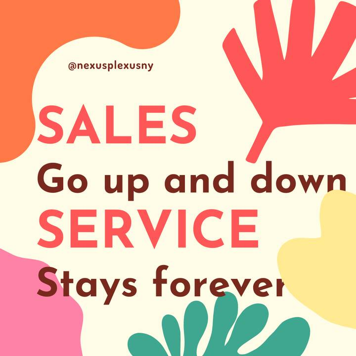 Having your own business can test every part of you. It's a journey to stay the course.  Make service your purpose. Drop...
