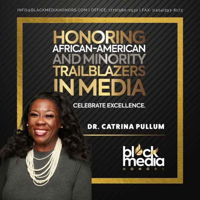 With much delight we welcome @drcatrina to the #blackmediahonors team Dr. Catrina has hit the ground running and has exh...
