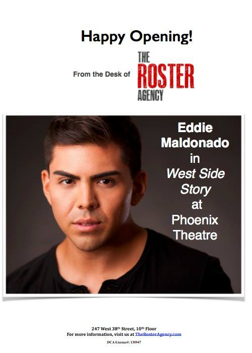 We've got some handsome and talented boys out in AZ! Another BREAK LEGS!