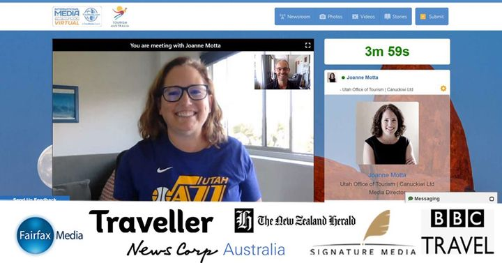 Last chance to meet with over 100 of Australia & New Zealand's top travel media at IMM Virtual, the industry's largest m...