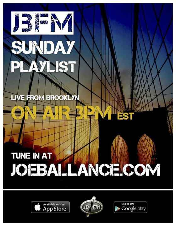 Streaming my favorite Dj sets from soundcloud! Right now: Poolside! Tune in @ http://joeballance.com