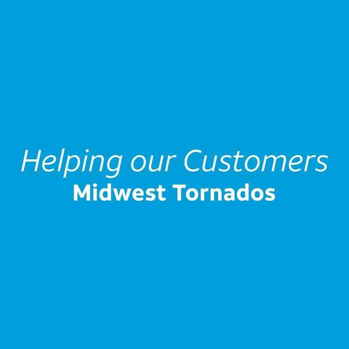 We're waiving overage charges on mobile services and giving unlimited talk, text & data to customers in impacted areas. ...