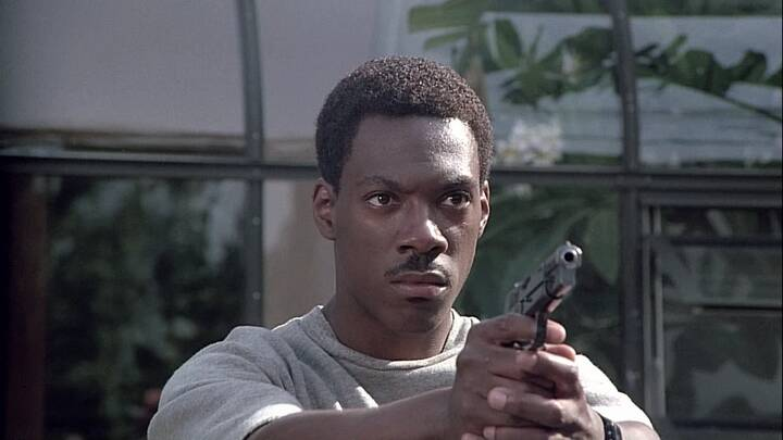 It's Movie Monday! Take a look at the gun from Beverly Hills Cop from the NRA Museums. Beverly Hills Cop (1984)Eddie Mur...