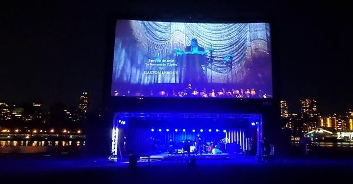 Broadway at the drive-in!! It's happening, beginning this weekend!