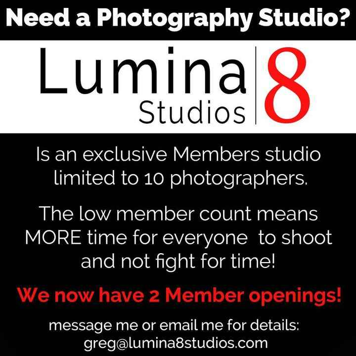 Summer promotion going on right now!!  Just pay first month to start, deposit waived !!   #brooklynphotostudio #photostu...