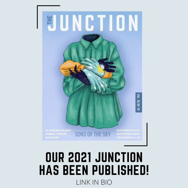 Our 2021 Junction Magazine is NOW AVAILABLE on Issuu. Thank you to all those that submitted their poetry, prose, art, an...