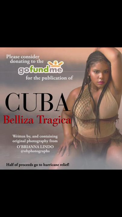 Hey friends! Im raising money for my gofundme to publish my photography book on Havan Cuba! As well as donating HALF my ...