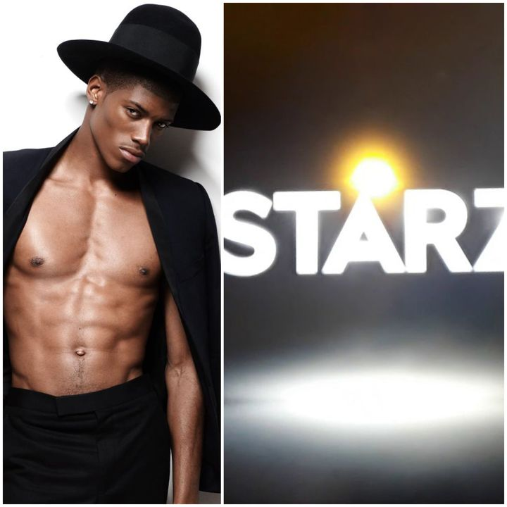 Congrats to rapper/actor LuvaBoy TJ on booking a principal role in a new Starz series!