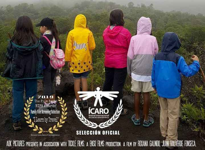I am pleased to announce that our film I LEARN BY TRAVEL will be shown at the Icaro Film Festival in Guatemala City, Gua...