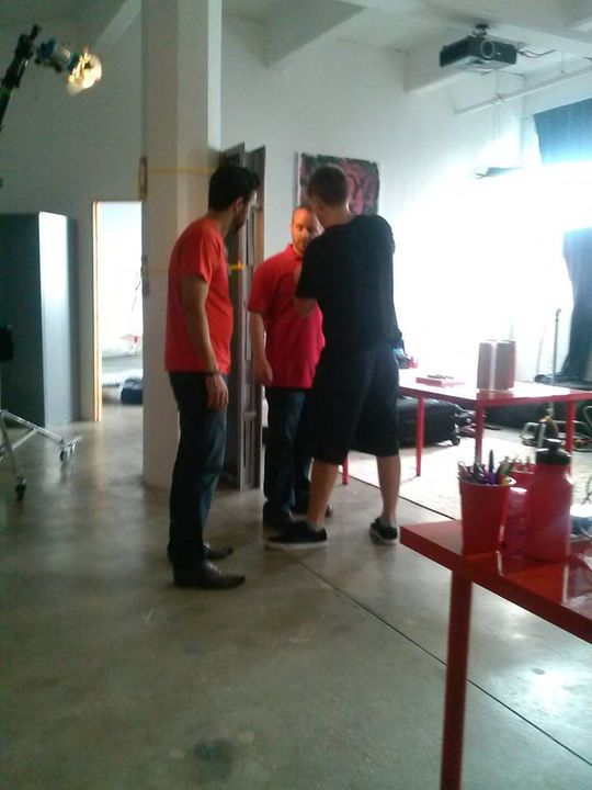 Ajustco Video Commercial Shoot @ Anar