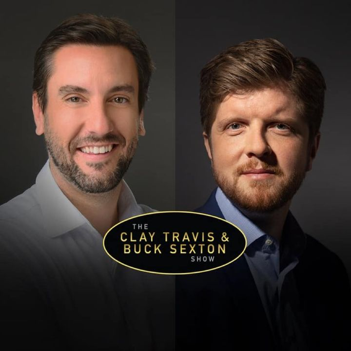 Day 2 of the The Clay Travis and Buck Sexton Show is on the air RIGHT NOW. Listen online at wfmd.com #clayandbuck