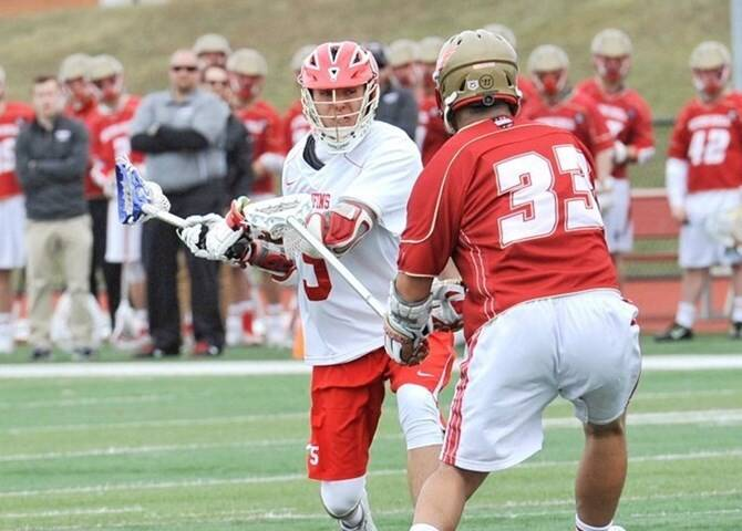 Go hard or go home for Griffins mens lacrosse ttp://bit.ly/2oDbG02