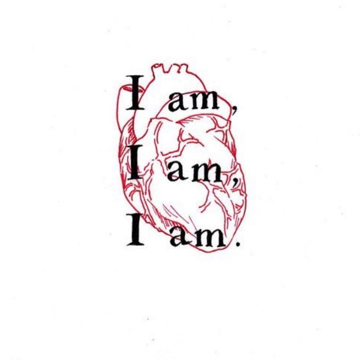 wolf & plath, am I, gender? what do you think? new common opinion by @cotecool  #gender #iam #feminist #literature #conf...