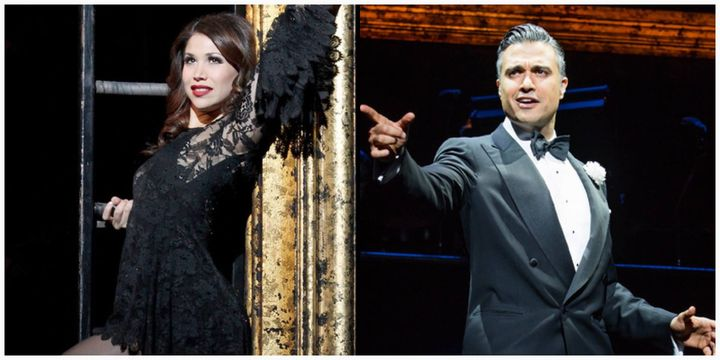 "Bianca Marroquin makes Broadway history as she returns to the role of ""ROXIE"" in Chicago the Musical on Broadway! This m..."