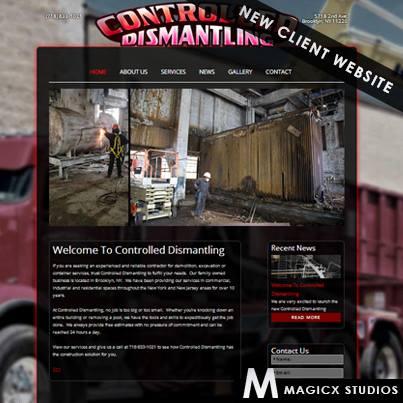 Just Launched: www.controlleddismantling.comIf you are seeking an experienced and reliable contractor for demolition, ex...