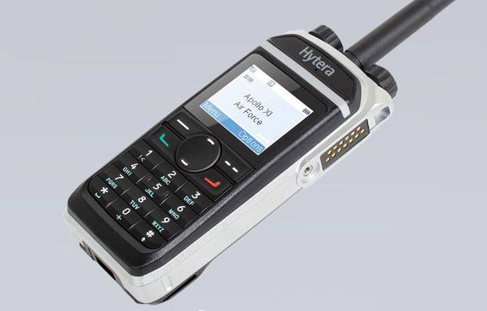 #Hytera #PD6 Series is an open-standard DMR radio rich in features for both voice and data communication in a design app...