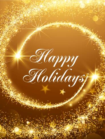 FROM OUR FAMILY TO YOURS!